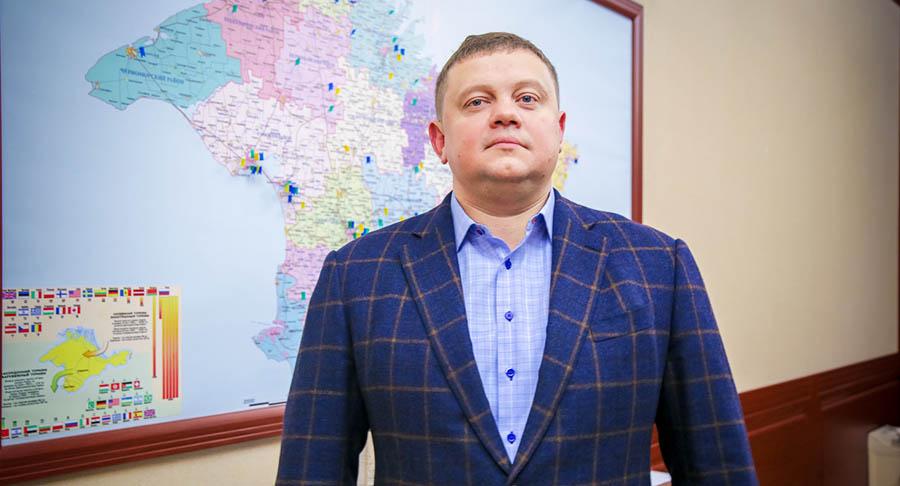 Вице-премьер Крыма по вопросу обманутых дольщиков