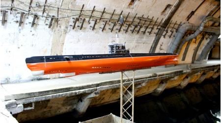 музей, Подземная база подводных лодок в Балаклаве