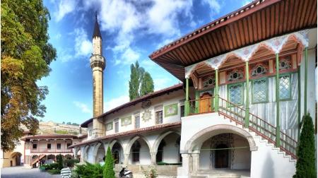 музей, Бахчисарай